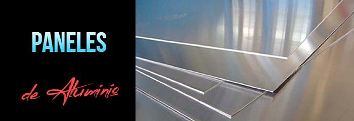 Varios paneles de aluminio para cocina y paredes