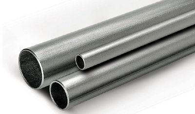 Tubos de aluminio de diferentes tamaños y usos