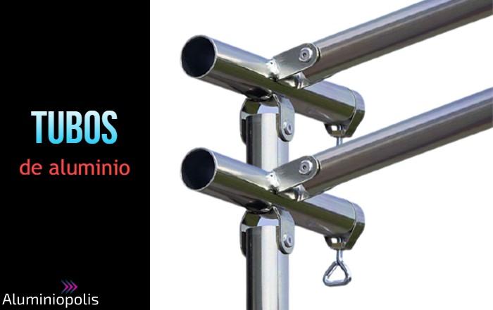 Barras de aluminio para estructuras