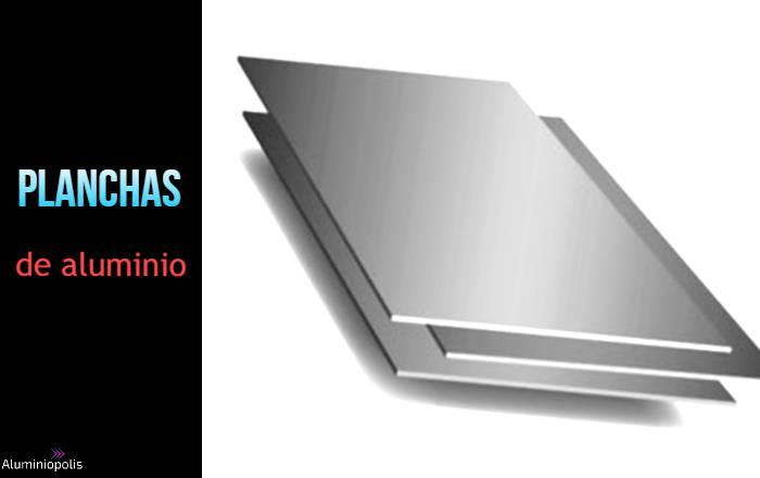 planchas de aluminio medidas