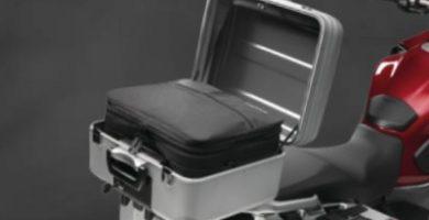 Baúl de aluminio para moto precio