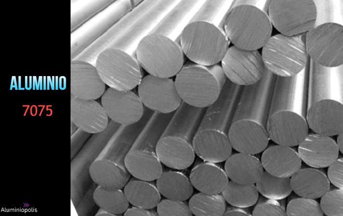 barras de Aluminio 7075