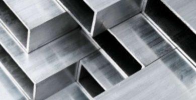 chapas y tubos Aluminio 7075