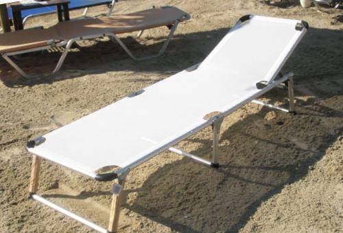 tumbona lidl para la playa