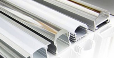 perfiles de aluminio para led de España