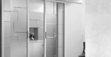 Perfiles de aluminio para puertas correderas