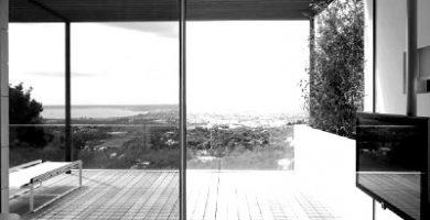 Puertas correderas de aluminio para terrazas