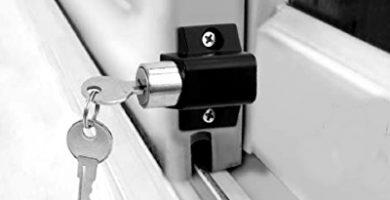cierres seguridad puertas correderas aluminio