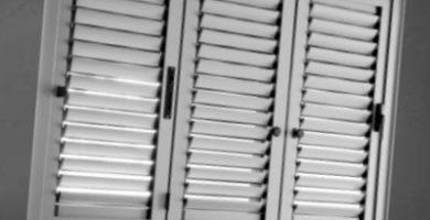 mallorquinas de aluminio persianas