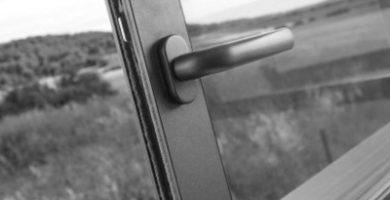 manilla para ventana gamma de aluminio epoxi
