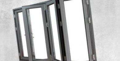 puertas plegables de exterior para casa