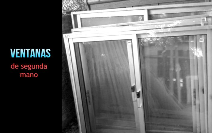 ventanas de aluminio segunda mano milanuncios