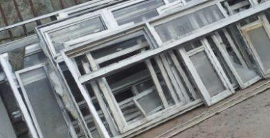 ventanas de segunda mano en aluminio ocasion